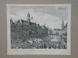 Mons. Gravure 1885. - Documenti Storici