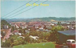 XW 3138 Oregon - Coos Bay - Panorama / Non Viaggiata - Etats-Unis