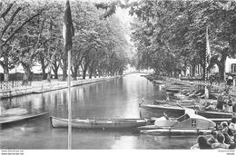 PHL Photo Cpsm 74 ANNECY. Canal Et Pont Des Amours 1959 - Annecy-le-Vieux
