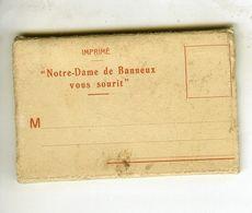 Carnet De Notre-Dame De BANNEUX Vous Sourit  (  10 Cartes ) - Sprimont