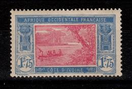 Cote D'Ivoire - YV 105A N** Luxe Cote 17++ Euros - Nuevos