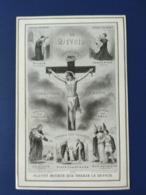 Ancienne Carte Religieuse - Religion & Esotericism