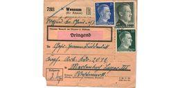 Colis Postal  /de Wessum ( Kr Ahaus ) - Germany