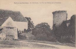78 - Chevreuse - La Tour Du Château De La Madeleine - Chevreuse