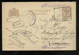 Treinstempel ZWOLLE_VENLO Resent Lochem Hager Onderwijzer Openbare School > Brummen  (GM-36) - 1891-1948 (Wilhelmine)