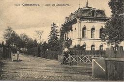 62  Calmpthout  Aan De Statiebareel Hoelen 8378 - Kalmthout