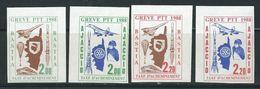 FRANCE Gréve Corse N° 47 à 50 (*) - Strike Stamps
