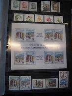 Sammlung Monaco 1990-1999 Komplett Postfrisch MNH (3005) - Monaco