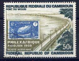 CAMEROUN  - N° A129° - PONT DU WOIRI - Camerun (1960-...)