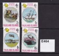 Falkland Islands 1974 Centenary Of The U.P.U  (MNH) - Falkland Islands