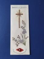 Ancienne Petite Carte Religieuse - Religion & Esotericism