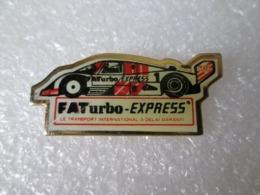 PIN'S    FATURBO  EXPRESS  PORSCHE 962 C - Porsche