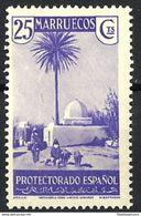 MARRUECOS **152 Nuevo Sin Charnela. - Maroc Espagnol