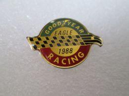 RARE PIN'S    GOODYEAR  RACING  EAGLE  1988 - Pin's