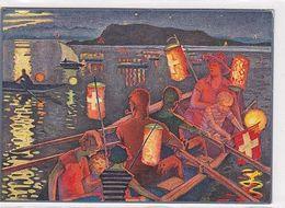 Bundesfeierkarte 1932 - Signiert - Ganzache    (P-256-00405) - Storia Postale