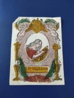 Ancienne Image Religieuse - Religion & Esotericism