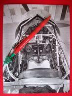 FOTO AEROPLANO  BREDA  65 Posto Di Pilotaggio - Aviation