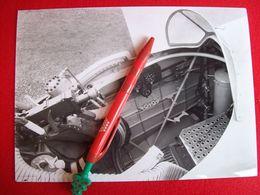 FOTO AEROPLANO  BREDA  65 Postazione Del Mitragliere - Aviation