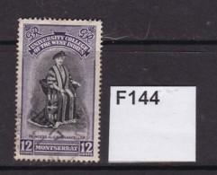 Montserrat 1951 U.W.I 12c - Montserrat