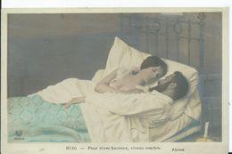 NUS FEMININS - Pour Vivre Heureux , Vivons Couchés - Belleza Feminina (1941-1960)