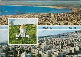 Israel  Haifa   Vues Multiples - Israel