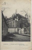 02 SOISSONS SEMINAIRE BOMBARDEMENT EDITEUR MULOT GUERRE AISNE - Soissons