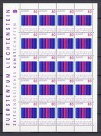 Europa-CEPT - Liechtenstein - 1993 - Michel Nr. 1054 - Klb. - Postfrisch - 28 Euro - Europa-CEPT