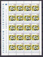 Europa-CEPT - Liechtenstein - 1993 - Michel Nr. 1055 - Klb. - Postfrisch - 32 Euro - Europa-CEPT