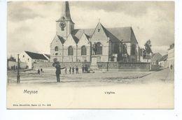 Meise Meysse Eglise Nels Série 11 No 598 - Meise