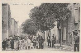 Leucate - Avenue De La Place - Leucate