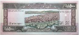 Liban - 500 Livres - 1988 - PICK 68 - NEUF - Liban