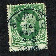 COB 30   Oblitération S.c. Centrale SURICE 14 MARS 83 - 1869-1883 Leopold II
