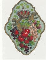 AN 1080 / ETIQUETTE   -  FRUITS ANGELOS - Fruits & Vegetables