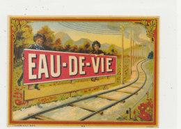 AN 1091 / ETIQUETTE   -   EAU DE VIE   N° 14 - Labels