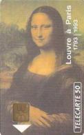 France France - Louvre - Mona Lisa , 13.000x - Privat - France