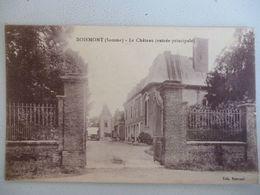Boismont   Le Chateau Entrée Principale - Other Municipalities