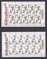 Europa-CEPT - Gibraltar - 1986 - Michel Nr. 856 - 2 Klb. - Postfrisch - 30 Euro - Europa-CEPT