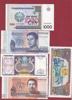 Autres-Asie 20 Billets Dans L 'état - Other - Asia
