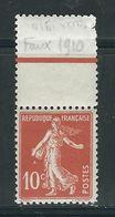 FRANCE  N° 138  **   Faux Pour Tromper La Poste De 1910 - 1906-38 Sower - Cameo