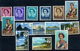 Santa Lucía Nº 180/93**. Año 1964 - St.Lucia (1979-...)
