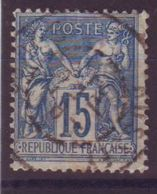 Russey Doubs Obl Type 84 - 1877-1920: Semi-Moderne