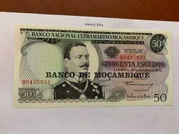 Mozambique 50 Escudos Banknote 1970 #4 - Mozambique