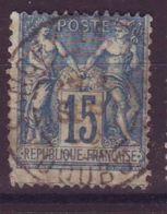 Sancey Le Grand Doubs Obl Type 84 - 1877-1920: Semi-Moderne