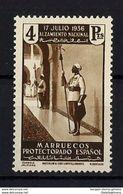 MARRUECOS *183 Nuevo Con Charnela. Cat.15,50 € - Maroc Espagnol