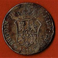 ESPAGNE / BARCELONE / FERNANDO VII / 6 QUAR / 6 QUARTOS / 1811 - España