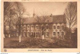 178) Sint-Truiden - Villa Du Raam - 1911 - Sint-Truiden