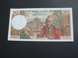 10 Dix Francs VOLTAIRE 5-11-1971   **** EN ACHAT IMMEDIAT **** - 1962-1997 ''Francs''