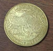 24 LASCAUX II DORDOGNE MEDAILLE TOURISTIQUE MONNAIE DE PARIS 2010 JETON MEDALS COINS TOKENS - Monnaie De Paris