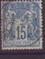 Le Fidelaire Eure Obl Type 17 - 1877-1920: Semi-Moderne