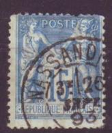 Nassandres Eure Obl Type 17 - 1877-1920: Semi-Moderne